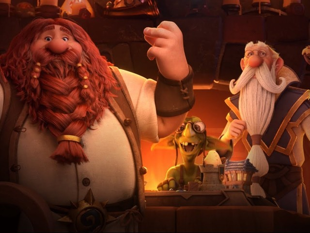 Hearthstone animated short is the Pixar knock-off musical you never knew you needed