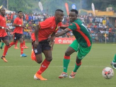 Uganda Cranes' Ssozi set to miss Chan