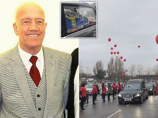 Tragedy as Tesco worker and ex-Royal Marine, 81, dies of Covid