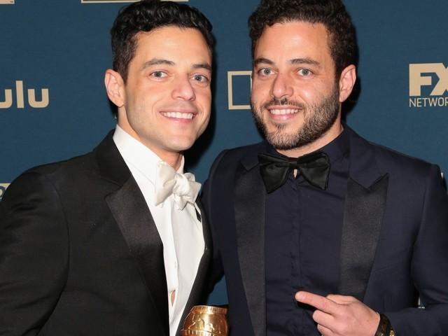 Who is Rami Malek's twin Sami Malek?
