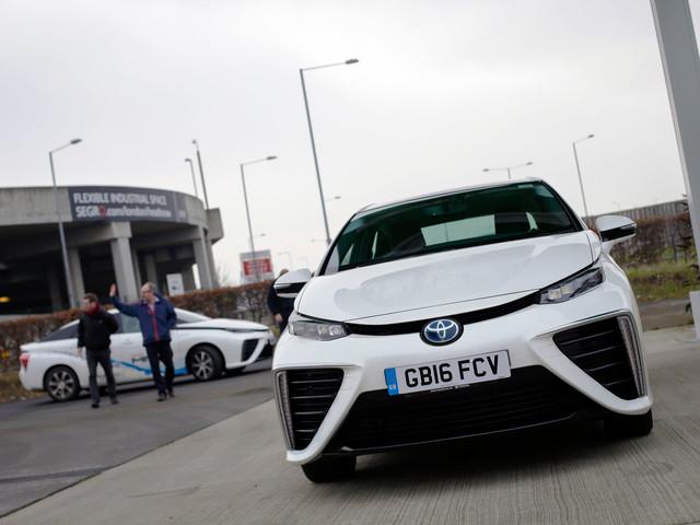 Toyota Mirai long-term test review: first report