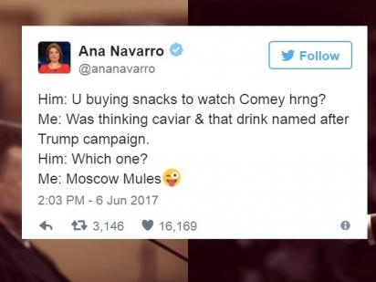 18 Best Tweets And Funny Memes On The Upcoming James Comey-Donald Trump Showdown