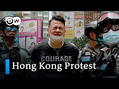 Hong Kong police make first arrests under China's new security law