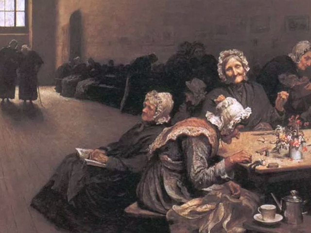 Why universal credit is like the Victorian workhouse
