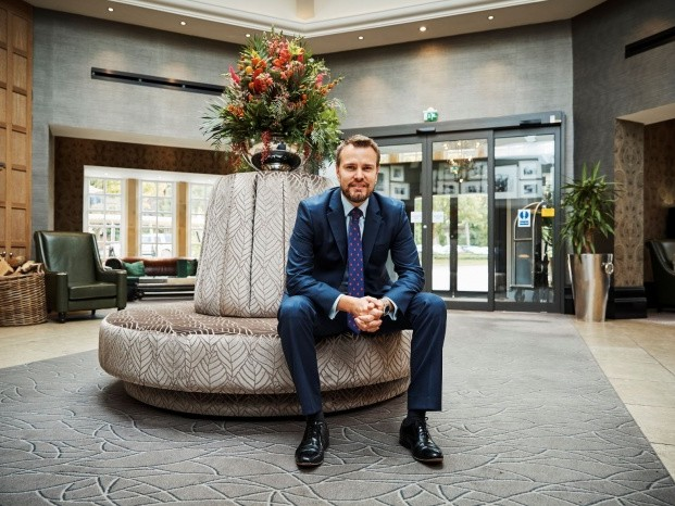 Eigelaart appointed resort general manager at the Belfry