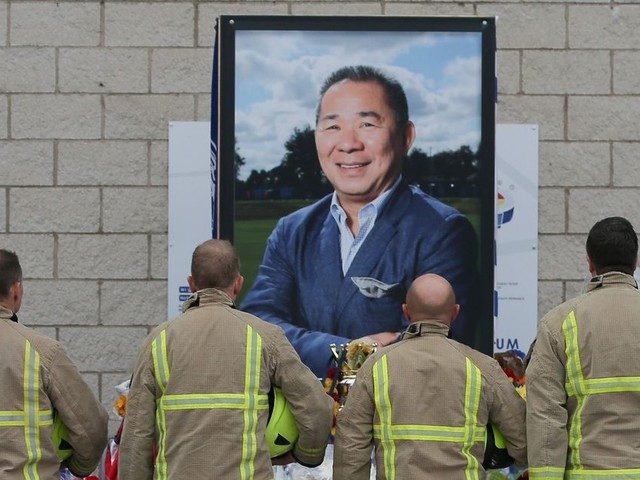 Leicester helicopter crash still under investigation two years on