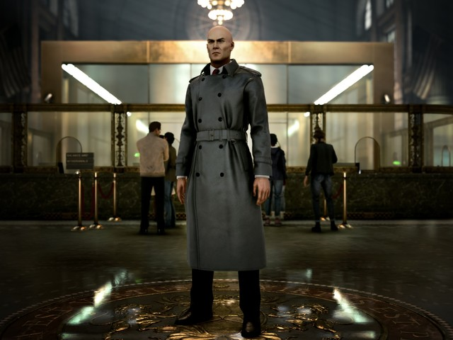 Hitman 2 sends Agent 47 to do his banking in tomorrow's DLC