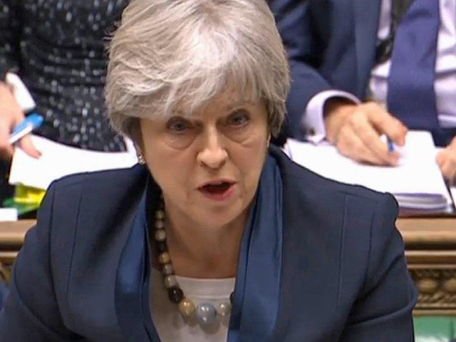 Analysis: Defeat On The EU Withdrawal Bill Is Embarrassing But Not Fatal For Theresa May