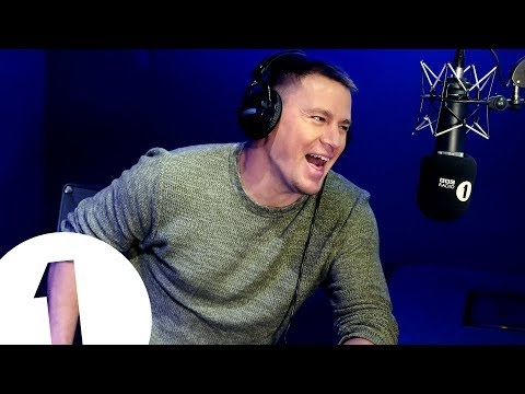Channing Tatum Helps A Guy Propose To His Girlfriend On The Radio — But Did It Work?