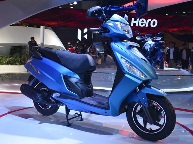2019 Hero Maestro Edge 125, Pleasure 110 launch on May 13