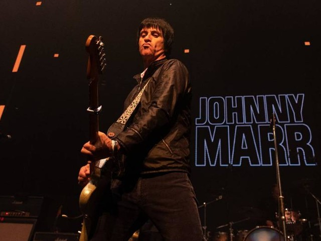 """Legendary Guitarist Johnny Marr Goes Full Pop With """"Spirit, Power and Soul"""""""
