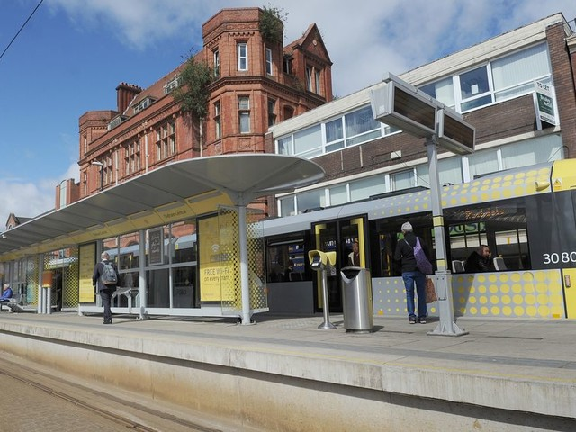 Man who died after he stepped in front of tram in Oldham could have done so as a 'cry for help'