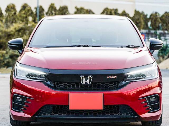 Honda City RS turbo petrol to launch in India – Rivals Hyundai Verna 1.0