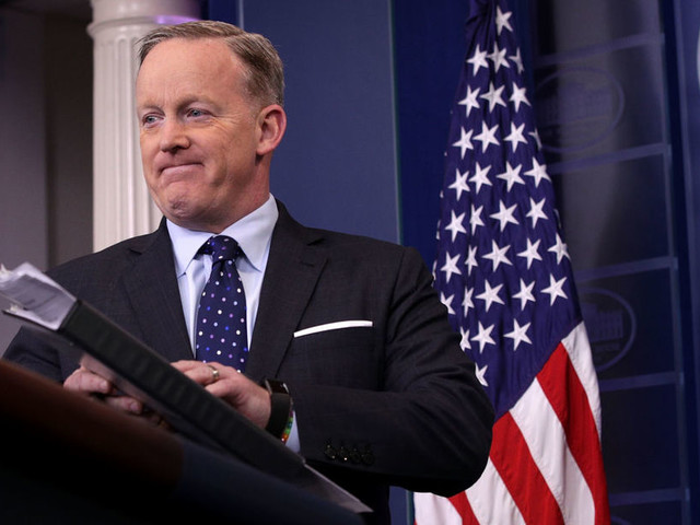 Open thread for night owls: Spicer's new friends flash white nationalist symbols, berate reporters