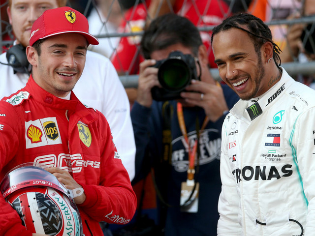Sport shorts: Leclerc would welcome Hamilton to Ferrari and Amazon is primed for Premier League debut