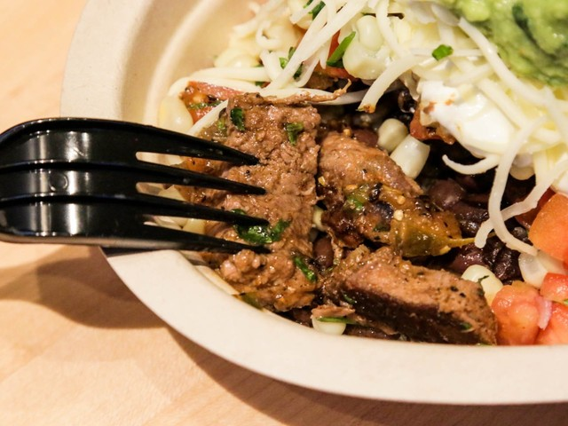 Chipotle's newest menu item reveals how the chain went from flailing to thriving. Here's how it tastes. (CMG)