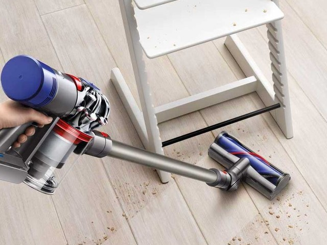 Price of Dyson vacuum cleaners slashed by up to £240 for Black Friday - and we've spotted one for just £139.99
