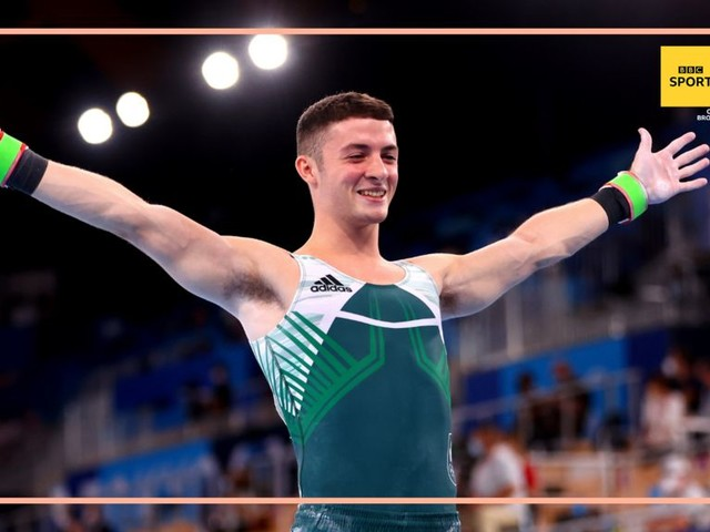 Newtownards gymast books place in Olympic final
