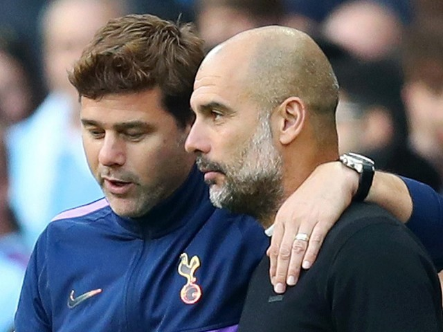 Mauricio Pochettino now favourite to replace Pep Guardiola as Man City boss with bookies slashing odds
