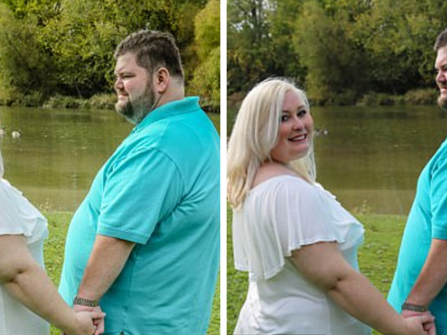 Bride-To-Be Says Photographer Fat-Shamed Her And Her Fiance By Photoshopping Them To Look Thinner