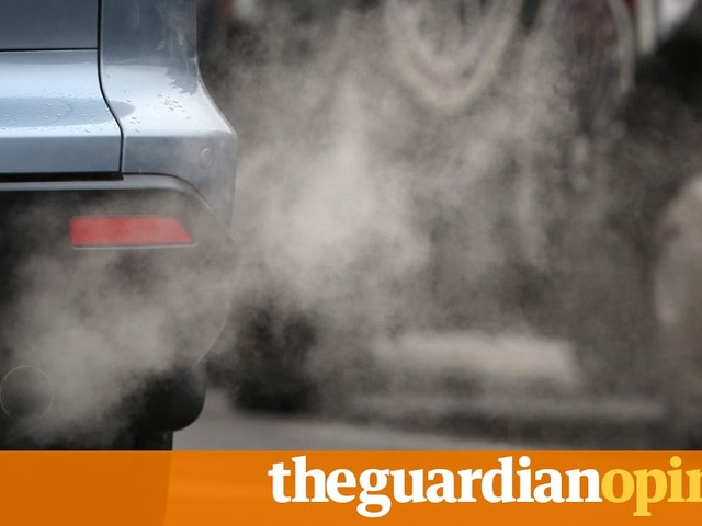 Air pollution is killing us. As a GP I welcome this new charge on drivers | Chris Griffiths