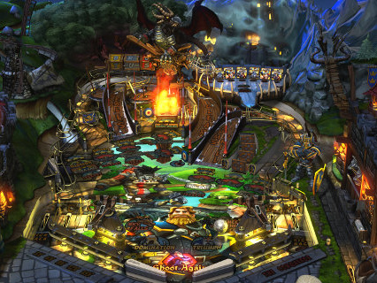 Pinball FX3 is multiplayer-focused and coming soon