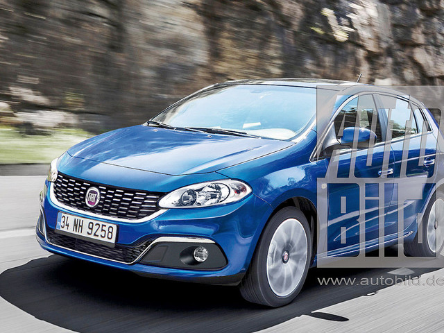 All-new Fiat Punto to arrive in Europe next year – Report