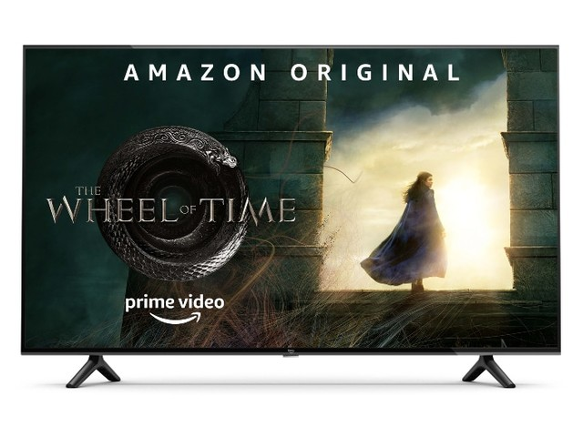 Amazon Is Building Its Own TVs Now
