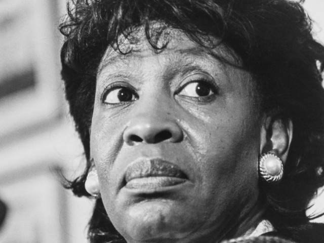 Maxine Waters: '92 L.A. Rebellion Was A 'Defining Moment' For Black Resistance