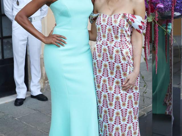 Gabrielle Union and Jessica Alba Close Their Monte Carlo TV Festival Jaunt In Style