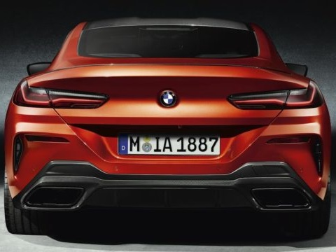 2019 BMW 8 Series Goes Official with M850i Model
