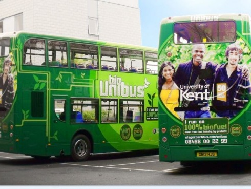 Term 2 and 3 Unirider bus ticket now available