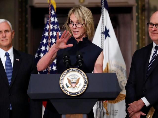 Trump to Nominate Kelly Knight Craft as U.N. Ambassador