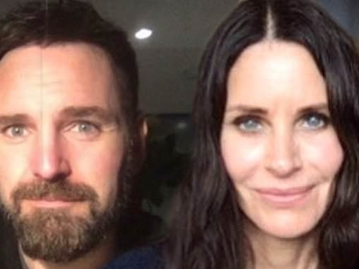 Courteney Cox wishes Johnny McDaid happy birthday: 'It's been 133 days since we were last together'