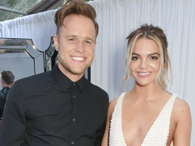 No Olly Murs and Melanie Sykes haven't been dating, claims pal Louisa Johnson