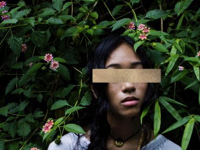 Jungle-dwelling R&B producer ( O ) introduces herself with 'Yuyu'