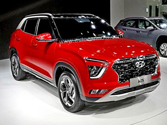 Next-gen Hyundai Creta (ix25) engine details, dimensions revealed