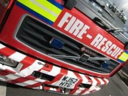 Firefighters called to car which was alight on the M11