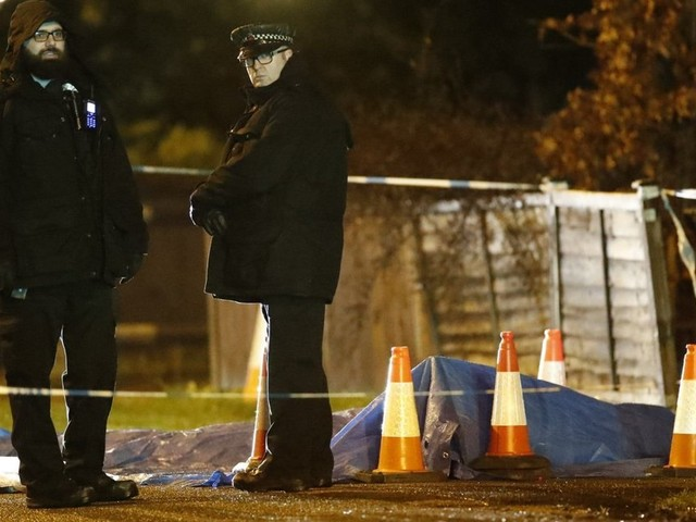 Two Arrested After Woman Stabbed To Death In Surrey Street