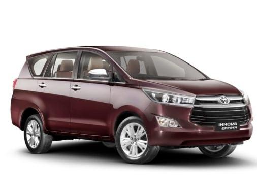 Toyota Kirloskar Motor Opens Bookings For BS6 Compliant Innova Crysta