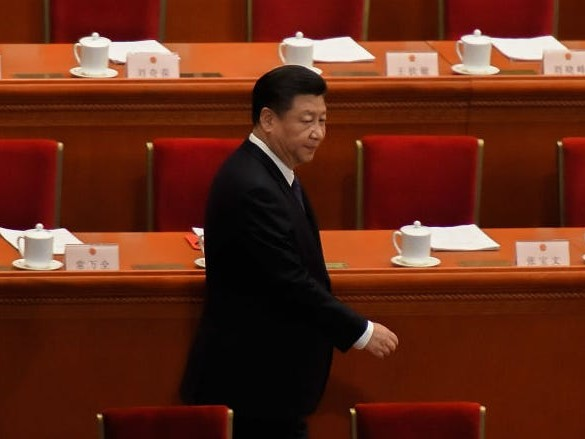 China is considering postponing the central event of its political calendar, an embarrassing admission that it has lost control of the coronavirus