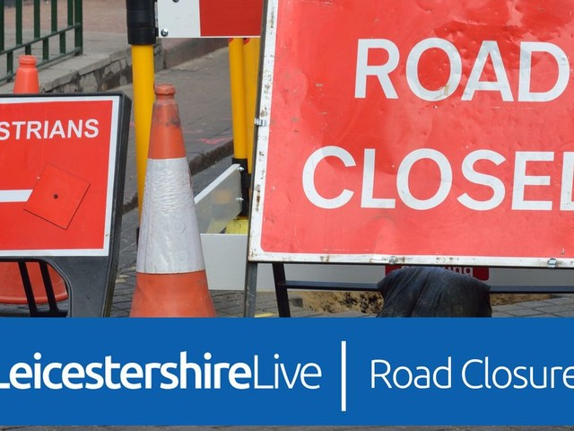 Updates: Ethel Road, Leicester closed by police