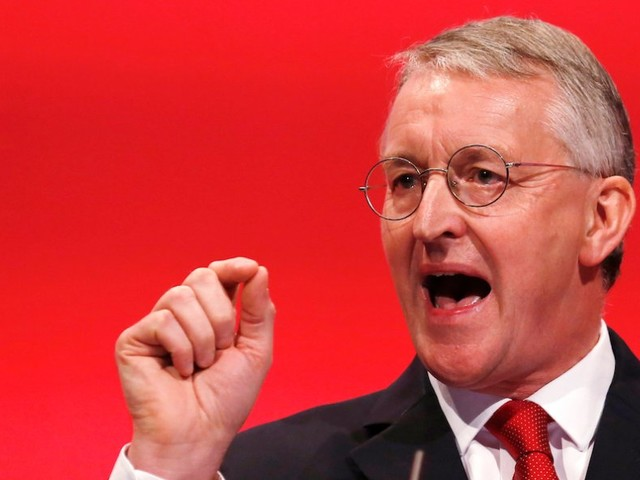 Hilary Benn interview: Britain must prepare to postpone Brexit beyond 2021