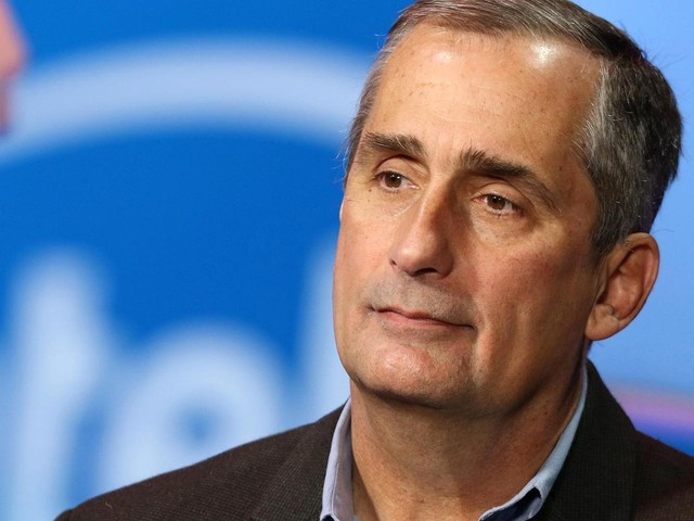 Intel CEO Brian Krzanich to step down, Bob Swan to step in as interim CEO - CNBC