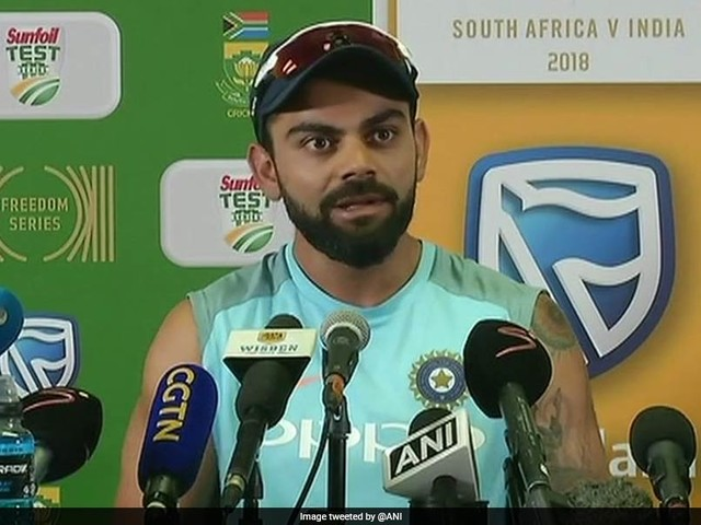 2nd Test: Virat Kohli Questions Team Commitment After Series Loss vs SA