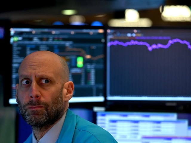 A notorious market bear says stocks are still historically expensive after tumbling on coronavirus — and warns a plunge 'of about 50% from here' is still coming