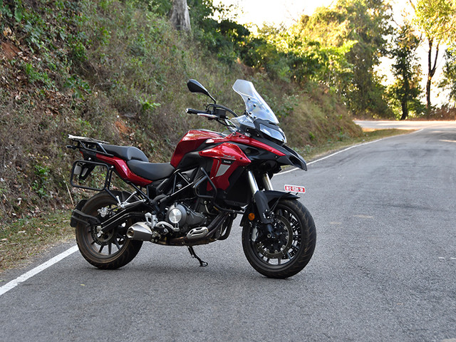 Benelli TRK 502, 502X prices hiked by Rs 10,000
