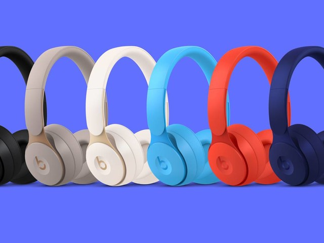 Beats Solo Pro are Apple's first on-ear, noise-cancelling headphones