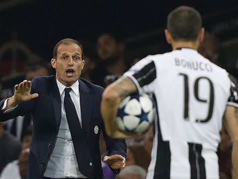 We were powerless to resist Real firepower, says Allegri