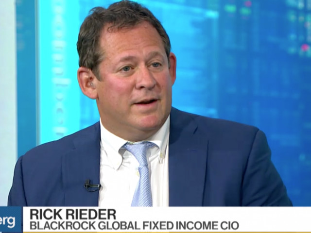 BlackRock's $1.7 trillion bond chief reveals the most important force driving markets
